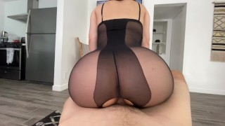 fat dick on sexy girl on shoes